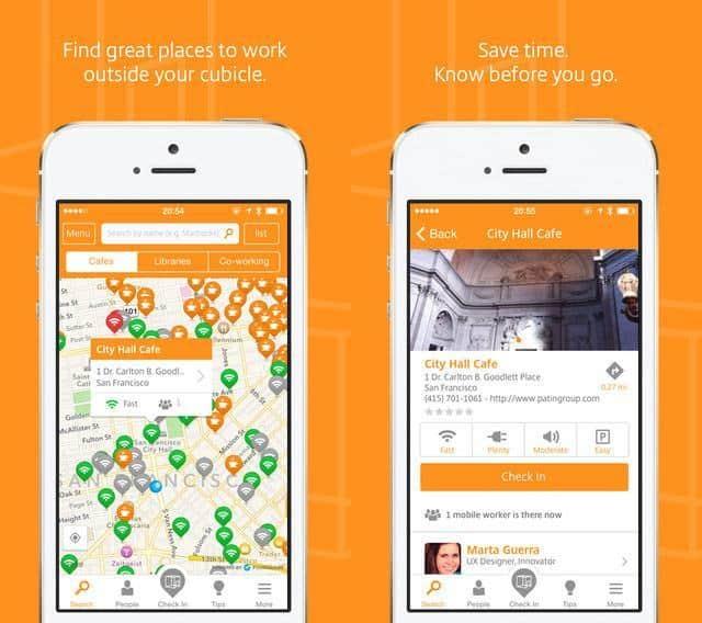 無料!日本を含む世界中の無料Wi-Fiを検索できるアプリ『Cubefree App』